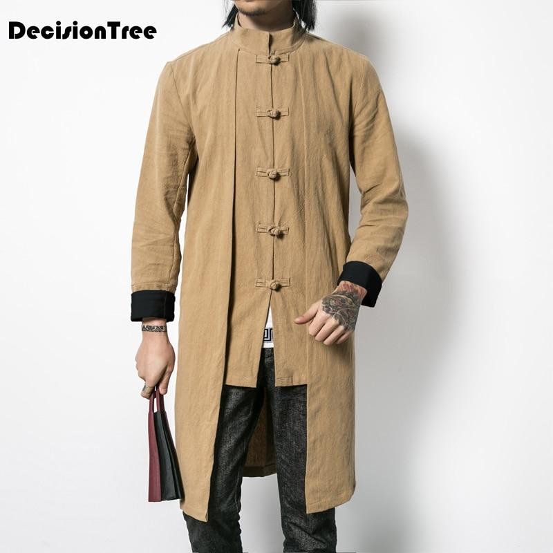 Japonais Japon color3 color2 Kimono 2019 color4 Style Cardigan Color1 Streetwear Vestes Manteaux Grue Imprimé Mens Outwear Casual Manches Nouveau g5w8p