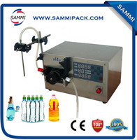 Adjustabel Filling Range SM LT R180 Peristaltic Pump Liquid Filling Machine High Precision For Oil 5ml