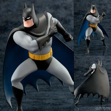 Hot 1 pcs 18 CM anime figura ARTFX DC Animado Batman action figure collectible modelo brinquedos brinquedos(China)