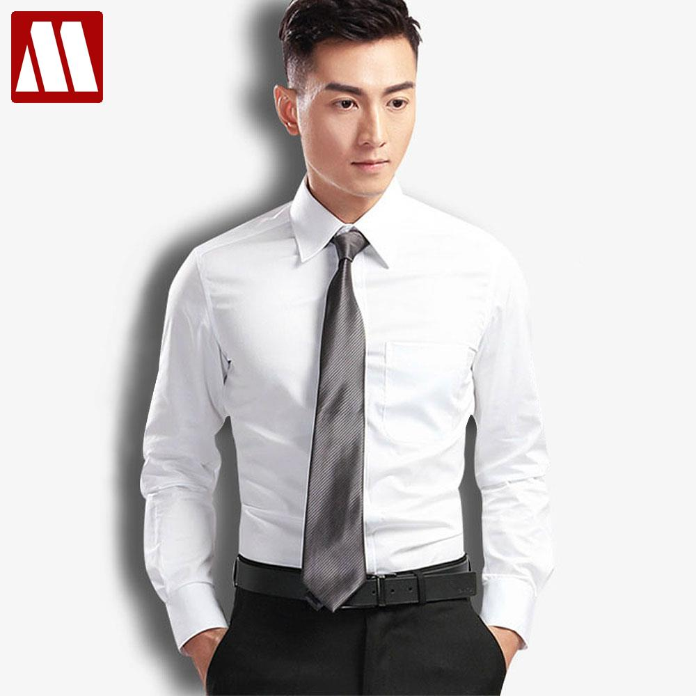 2017 new style dress shirts men Candy color Man fashion long sleeve shirts for business and party designer Men's casual shirt