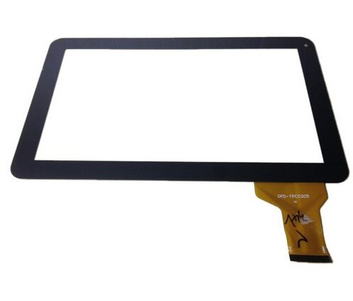 Black/white New 10.1 KAOS SPEED TABLET 10.1 QUAD CORE Touch Screen Touch Panel digitizer Glass Sensor Replacement Free Shipping original touch screen digitizer for ipad mini2 white black new tp ic replacement glass screen