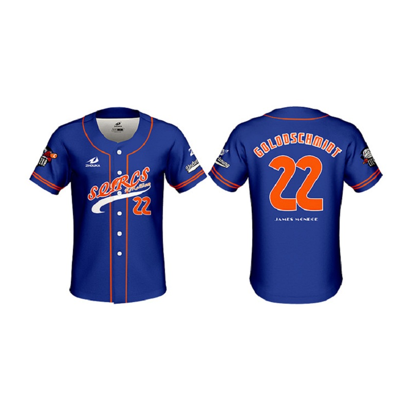 2019 Sportswear Baseball Jersey Shirts For Men Stripe Short Sleeve Camisetas Beisbol Camisetas Baseball Hombre in Baseball Jerseys from Sports Entertainment
