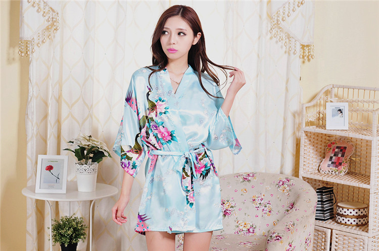 Popular Plus Size Satin Robes-Buy Cheap Plus Size Satin