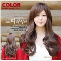 The new fashion charm personality popular waves rolled dark brown lady's wig free shipping (NBW0WG60013-BN2)