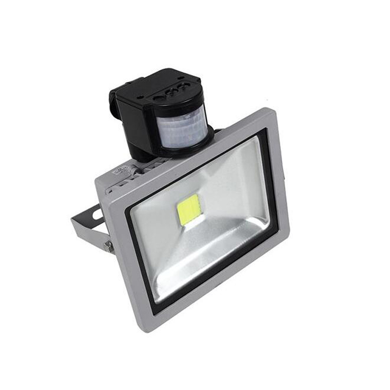 LED PIR Infrared Motion Sensor Switch Flood Light Human Body Infrared Sensor ON / OFF 110V 220V 180 Degree Rotating Detector