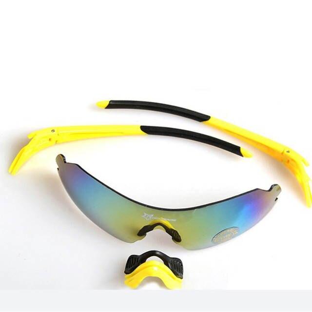 ROCKBROS Bersepeda Eyewear Kacamata Pria Kacamata Hitam Olahraga UV400 Road MTB  Sepeda Gunung Sepeda Kacamata Naik 459d0f702e