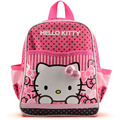 IVI Cute kindergarden Children Girls Hello Kitty Mini Backpack Catoon School Bag Students New Year Christmas gift
