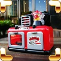 Regalo de navidad Bebé Juegos de Imaginación Juguete Pequeña Cocina y Casa Limpia Modelo Eléctrico Juguetes Mini Juego Simulational Juego Niños Niño Presente