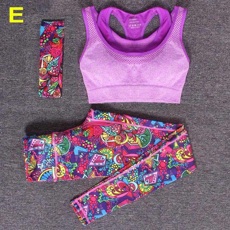 yoga sets E
