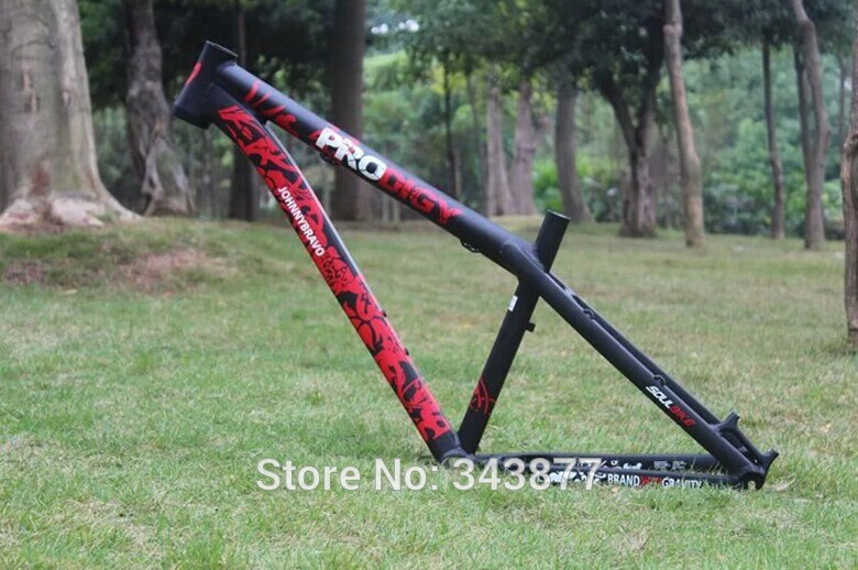 Online Shop New 2015 Soulbike Pro Digy Am Mountain Bike Frame Off