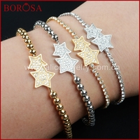 borosa-cz-stone-cubic-zironia-pave-double-star-spacer-connector-druzy-bracelet-adjustable-chain-design-fashion-jewelry-wx160