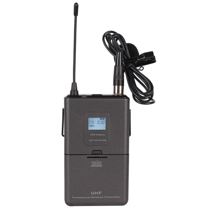 Simsiz mikrofon 9000GTA8 UHF 8 Kanal Simsiz Dinamik Mikrofon Karaoke - Portativ audio və video - Fotoqrafiya 6