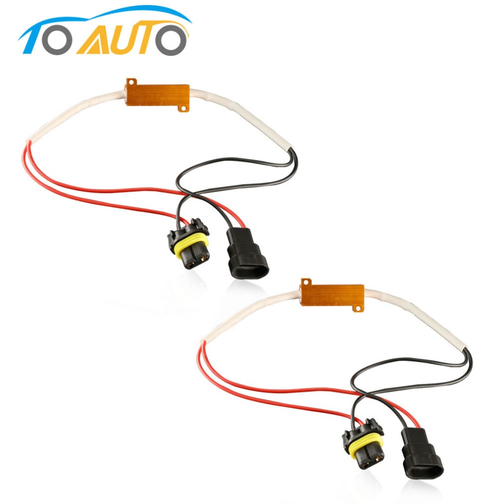 2pcs 7440 7443 Led Bulbs T20 W21 5w Lamp For Drl Fog Brake Lights 64 Custom 880 Wiring Harness Canbus Decoder H4 H7 H8 H11 9005 Hb3 9006 Hb4 50w Load Resistor Error