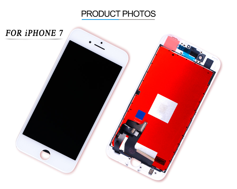 HTB1bRUlOVzqK1RjSZFvq6AB7VXar AAA+++ LCD Display For iPhone 6 7 touch Screen replacement Digitizer Assembly for iPhone 5S SE 6S LCD Screen No Dead Pixel