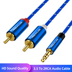 RCA To 3.5mm jack Ca...