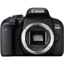 Canon 800D T7i DSLR Camera Body & EFS 18-135mm F3.5-5.6 IS STM Lens