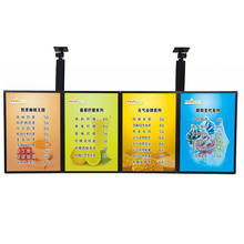цена на (3 Graphics/column) Wall Mounting Led Menu  Light Boxes & Illuminated Poster Display Signs for Restaurant Take away