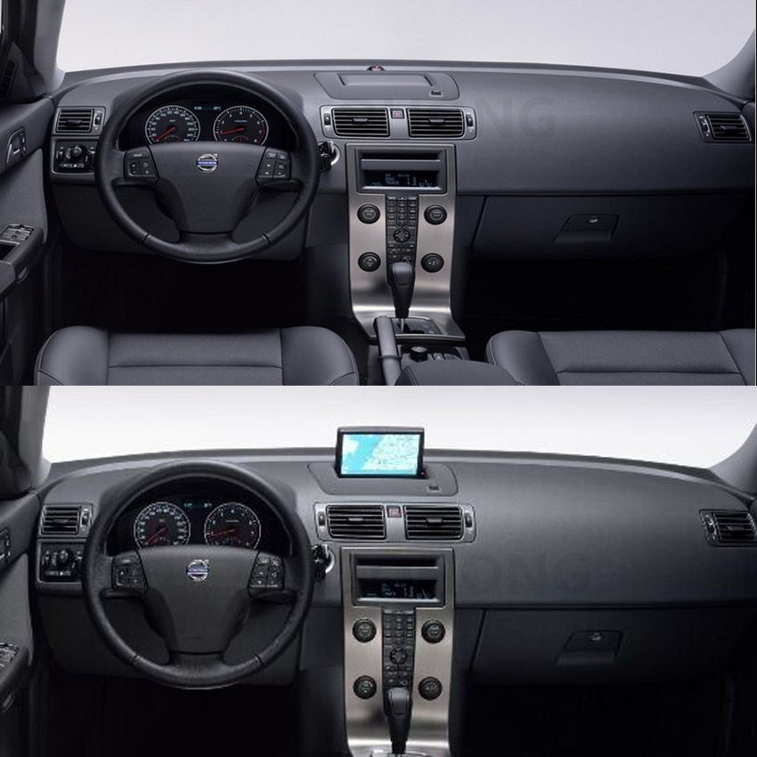 8 inch android car dvd player gps for volvo c40 s40 s60 c30 c70 v50
