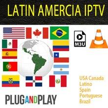 Latino IPTV 1 year Subscription IPTV Chile Argentine Mexico