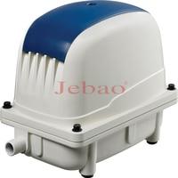200L/min Jecod/Jebao PA 200 ECO Air Pump Large Pressure Air Compressor Koi Fish Septic Tank Hydroponics Pond Low Noise Aerator