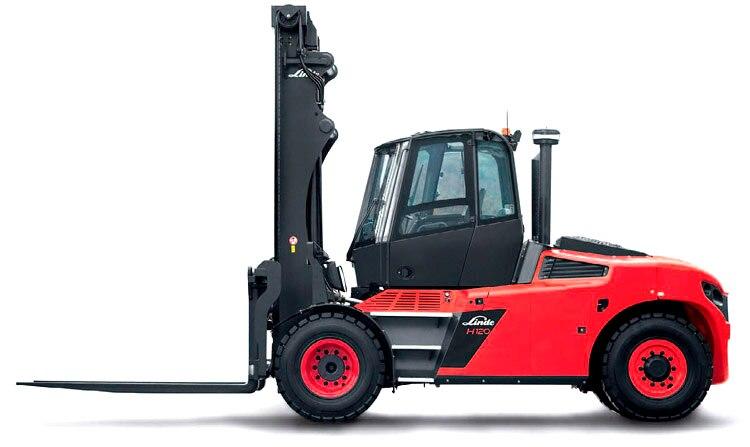 Linde Новый 12 т 15 т diesel вилочный погрузчик 358-SWB серии H120 H150 уравновешенного вилочный погрузчик 12ton 15ton