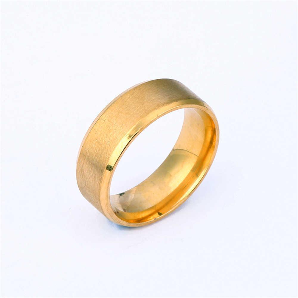 Thời trang những người trẻ tuổi vòng trang sức vòng, mịn bề mặt chiếc nhẫn là trái tim của các đậm và không kiềm chế