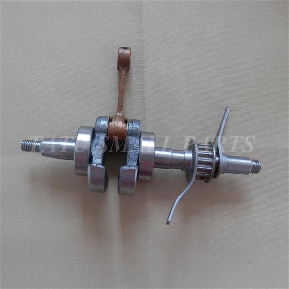 CRANKSHAFT FOR HONDA GX25  25CC TRIMMER MAIN CRANK MAIN SHAFT 1.1HP 4 STROKE STRIMMER BRUSHCUTTER CLIPPER SNIPPER PARTS стоимость