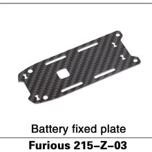 Original Walkera Furious 250 Spare Parts Furious 215-Z-03 Battery fixed plate fo