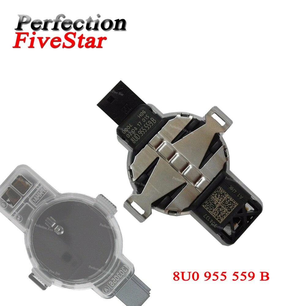8U0955559B Rain Humidity Light Detection Sensor For Audi A1 A3 A4 A5 A6 A7 A8 Q3 Q5 TT RS4 RS6 2015 8U0955559C 8U0 955 559 C