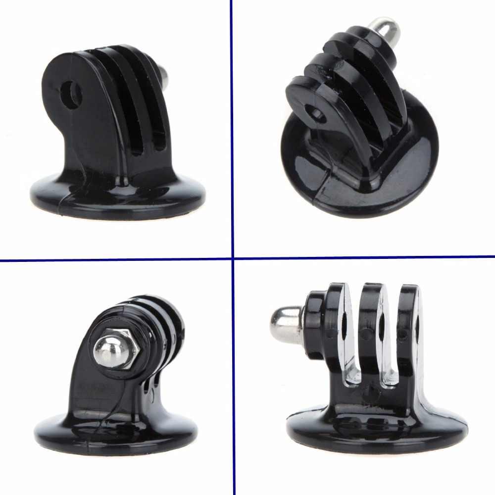4 в 1 основное действие Камера аксессуары комплект быстросъемный штатив с креплением крепление для GoPro Hero 6 5 GoPro SJCAM Yi 4 K Экшн-камера Eken H9