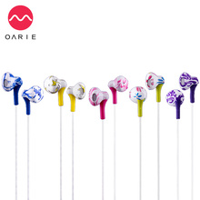 OARIE Earphones and headphones In-Ear Earphone Stereo Earbuds Headset Handsfree With Mic for Samsung  Iphone Ipad for 3.5mm jack