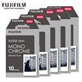 10-50 Sheets Fujifilm Fuji Instax Mini 8 9 Black and white Monochrome Films for Instant Mini 8 9 7s 25 Camera photo paper