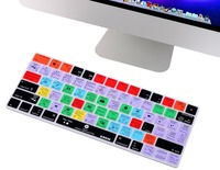 XSKN For Adobe Lightroom CC Hot Keys Design Keyboard Cover Silicone Skin For Apple Magic Keyboard