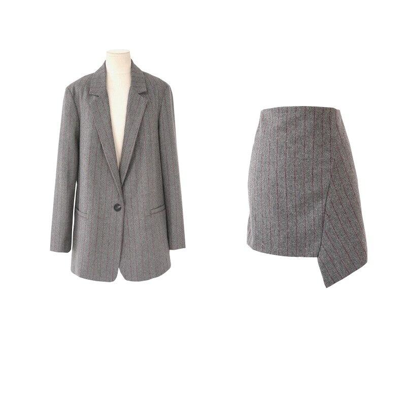 2019 Autumn Wear Big Yards Small Suit Fat Mm Spring Coat Women Brim Reduction of Age Women Jackets Coats Jackets Suit Women