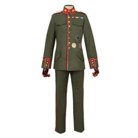 Saga of Tanya the Evil Hans von Zettour Cosplay Costumes Cosplay Coat, Perfect Custom for You !