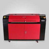 100W 6090 Laser Engraving Machine CO2 Laser Cutting Machine 220V / 110V CNC