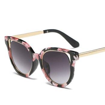 Brand design Cat Eye Frames Cute sunglasses Anti-reflective UV400 Kids glasses Baby Girls&Boys Lovely Children eyeglasses N233