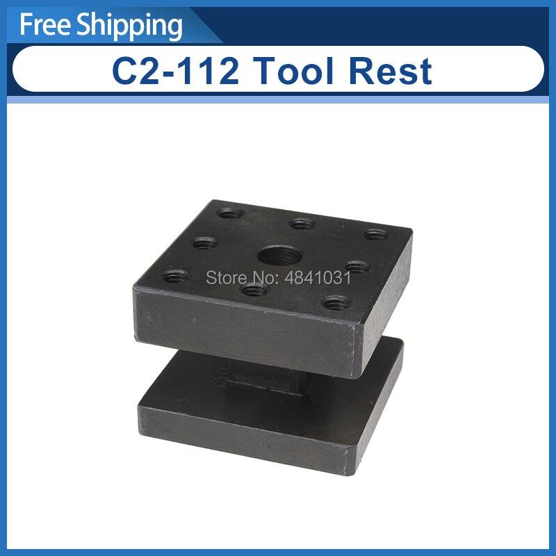 Square Tool Post SIEG C2-112 Metal Tool Holder