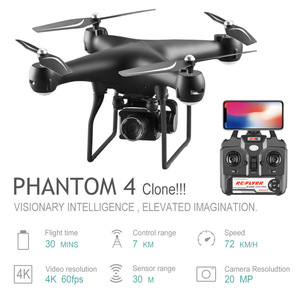 RC Helicopter Foldable Drone W