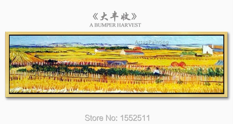 Aliexpress.com : Buy Hand Painted Canvas Painting Van Gogh
