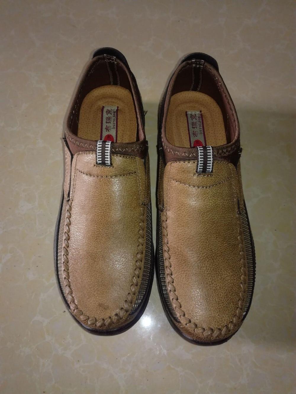 HTB1bRdnP7zoK1RjSZFlq6yi4VXaW Luxury Brand Men Casual Shoes Lightweight Breathable Sneakers Male Walking Shoes Fashion Mesh Zapatillas Footwear Big Szie 38-48