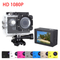 2.0inch Screen Wifi 1080P Waterproof Sports Action Camera 12MP Sport Cam Go Diving Pro 2 Batteries Accessories