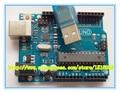 UNO R3 para Arduino (com LOGOTIPO) placa MEGA328P ATMEGA16U2 10 conjunto = 10 pcs + 10 pcs usb cabo
