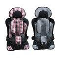 Plus Size Portátil Da Criança Assento de Segurança Do Carro, Viagem Confortável Criança Cadeira de Assento de Carro Almofada, Crianças Arnês de 5 Pontos Infat Assentos de Carro