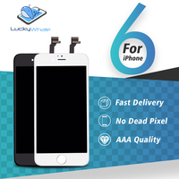 Grade AAA Quality No Dead Pixel For Iphone6 LCD Display For IPhone 6 Touch Screen Digitizer