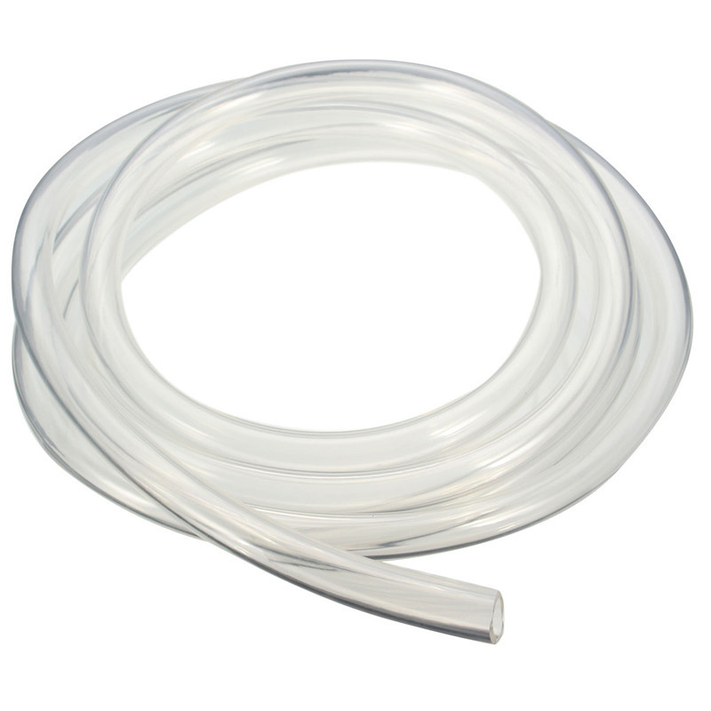 Inventive 9.5x12.7mm 2m Transparent Computer Pc Water Cooling Soft Pvc Tube