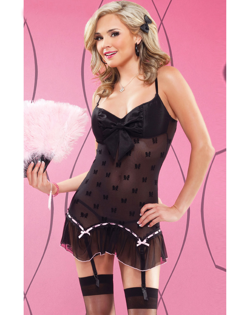 Compare Prices on Black Babydoll Nightwear- Online Shopping/Buy ...