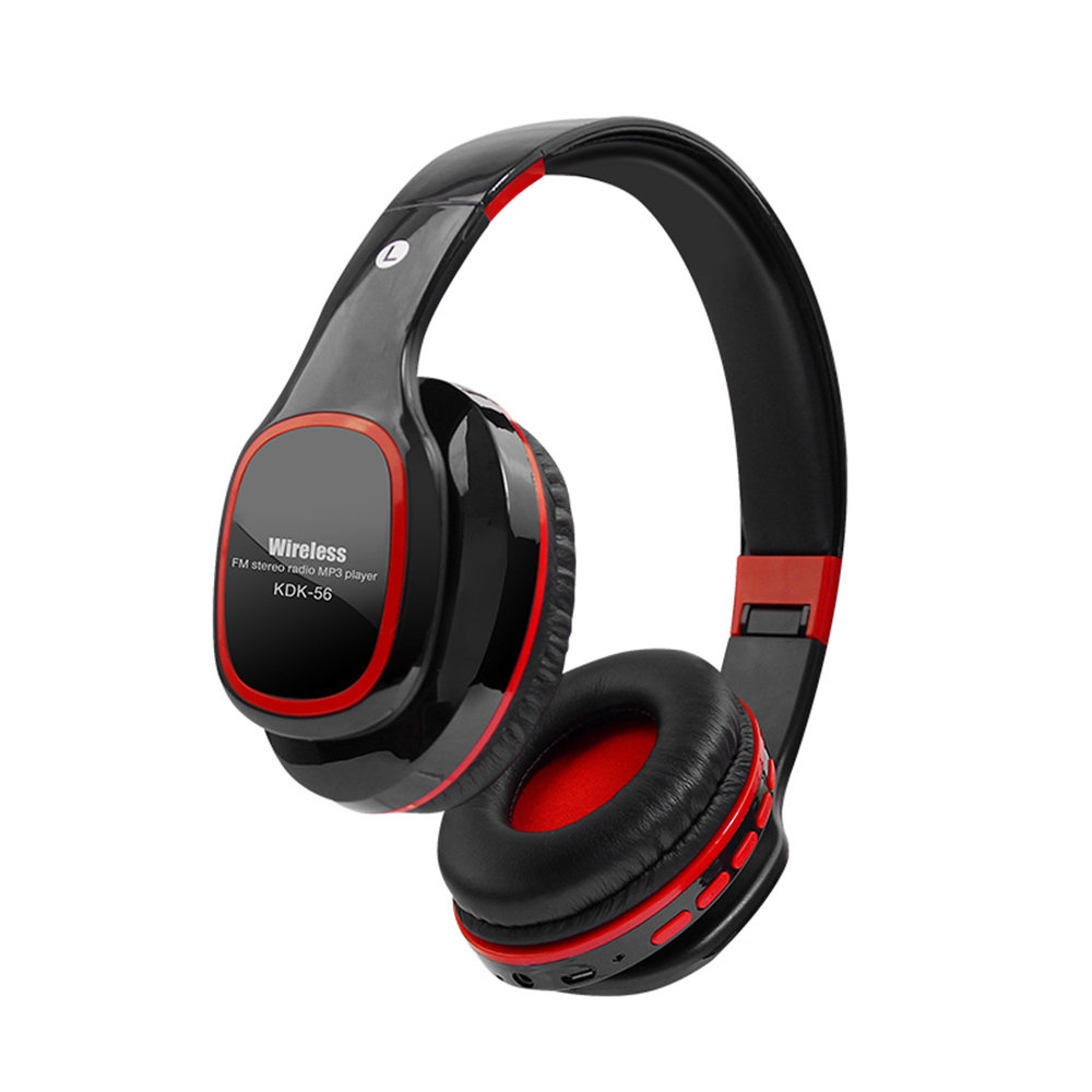 Multi-Functional Wireless Bluetooth Headphones Stereo Headset HiFi Music With Mic Support TF Card FM Radio multi functional bluetooth car kit wireless fm transmitter