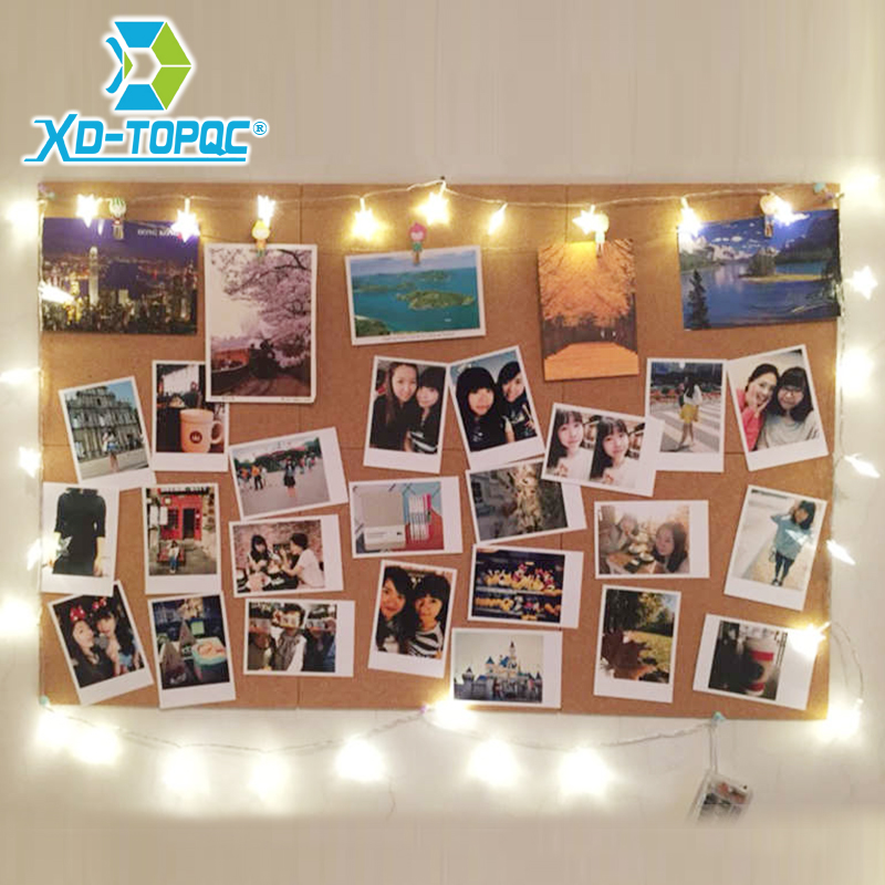 "Купить с кэшбэком Cork Board 30*30cm Cork Stick 12""x12"" One Piece Bulletin Memo Pin Board Photos Message Boards Wall Prikbord Bacheca Sughero"