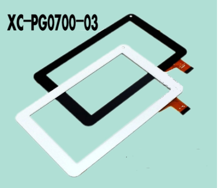New original 7 inch tablet capacitive touch screen XC-PG0700-03 free shipping